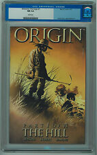 WOLVERINE: THE ORIGIN #1 CGC 9.4 WHITE PAGES MODERN AGE
