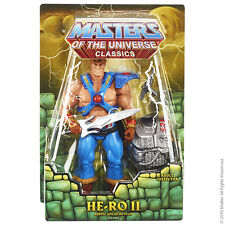 Dare he-Ro II heroic son of! eh Man motu Masters of the Universe Classics nuevo embalaje original