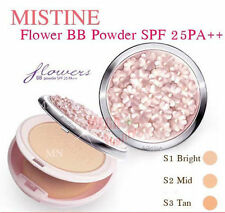 Mistine Flowers BB Powder Foundation Clear Oil And Wrinkle Prevention SPF 25PA++