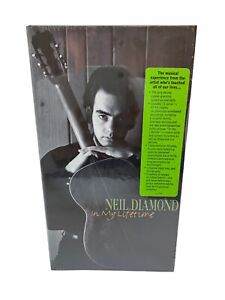 Neil Diamond In My Lifetime 3 Disc Music CD Deluxe Set 72 Page Book NEW Sealed
