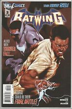 Batwing : DC Comic book #3 : The New 52 Collection