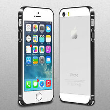 New Aluminum Metal Hard Frame Bumper Buckle Case Cover For Apple iPhone 5 5S