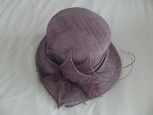 Damen Hut Anlasshut Hochzeit Ascot Festlich Elegant Schick