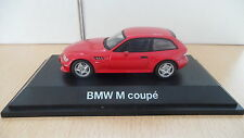 BMW M COUPE SCHUCO 1/43