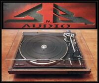 "Dual 721 ""NEW"" JnB Dust Cover for Turntable   -=Made in USA=-"