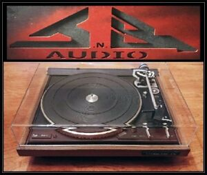 """Dual 1218 """"NEW"""" JnB Dust Cover for Turntable   -= Made in USA =-"""
