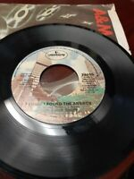 45 Record Con Funk Shun I Think I Found the Answer/Chase Me VG Disco Soul