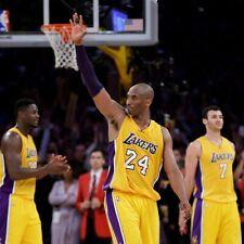 2016 Kobe Bryant Farewell Dvd La Lakers vs Utah Jazz