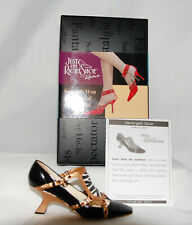 Just The Right Shoe by Raine Shoe Miniatures- Serengeti Style Nib