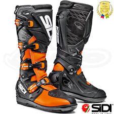 Sidi Microfibre Upper Motocross & Off-Road Boots