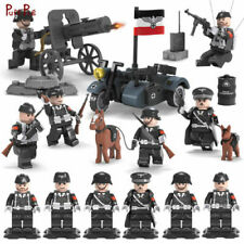 12 SWAT MILITARY POLICE MINIFIGURES WITH WEAPONS FOR LEGO✔☆NEW☆✔FREE SHIPPING