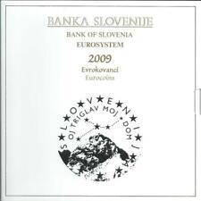 Slowenien Euro Münzen Kursmünzensatz 2009