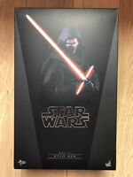 Hot Toys MMS 320 Star Wars Episode VII Force Awakens Kylo Ren Kyloren Figure USE