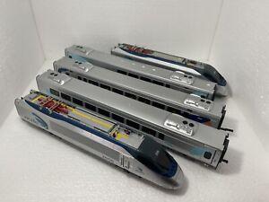 HO Scale Amtrak Acela Express Set