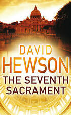 The Seventh Sacrament (Nic Costa), Hewson, David | Paperback Book | Acceptable |