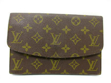 Auth LOUIS VUITTON Monogram Pochette Rabat M51935 Clutch Bag Good 68969