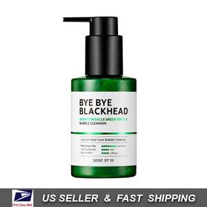 [ SOME BY MI ] Bye Bye Blackhead 30 Days Miracle Bubble Cleanser 120g