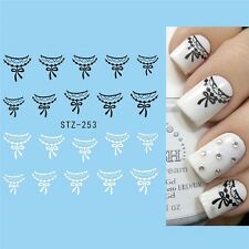 Nagelsticker Fingernägel Aufkleber Tattoo Nail Art Nageldesign Schmuck STZ-253