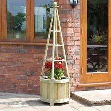 Rowlinsons Marberry Obelisk planter