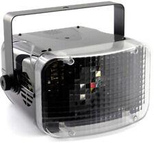 "BoomToneDJ ""Maxi Derby"" 2x 10 Watt RGBW LED DMX Licht Effekt Party Disco DJ"