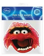Muppets Animal / Das Tier - Papp Maske - Glanzkarton mit Augenlöche