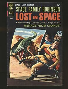Space Family Robinson Lost In Space # 23 VG/Fine Cond.