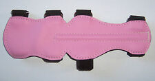 "ARCHERY ARM GUARD. CHILDS 10"" FULL LENGTH VINYL (PINK)"