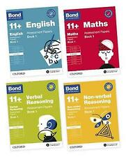 More details for bond 11+ assessment 9-10 years book 1 pack