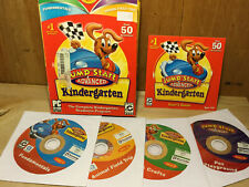JUMPSTART Advanced Kindergarten 50 activities