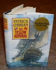 Patrick O'Brian - The Yellow Admiral - HB/DJ 1st ed 1996