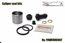 BMW F 650 Funduro rear brake caliper piston & seal repair rebuild kit 1997 1998