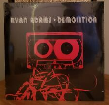 Ryan Adams Demolition Vinyl LP New Sealed 008817033310 Lost Highway 2002