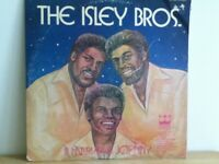 THE  ISLEY  BROTHERS  &  MARVIN  &   JOHNNY           LP