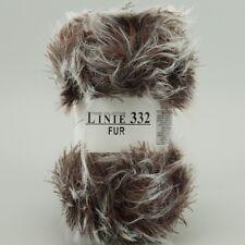 LINIE 332 FUR von ONline - Farbe 0003 - 50 g / ca. 70 m Wolle