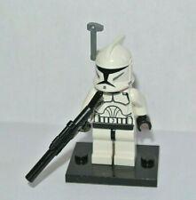LEGO Star Wars : Clone Trooper - minifig figurine - set 7676 sw200 sw0200
