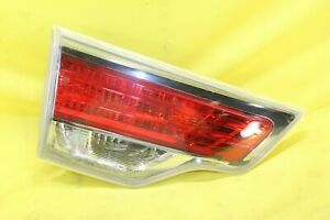 🏄 14 15 16 Toyota Highlander Driver LH Left Inner Tail Light OEM *SPOTTING