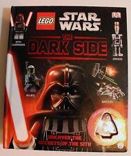 Lego Star Wars The Dark Side Book NO MINI FIGURE