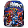 Marvel Comics Super Heroes Avengers Spider-Man Kids Boys School Backpack Bag 15""