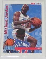 1992/93 Michael Jordan Bulls Hoops Orlando East All-Star Weekend Card #298 NM