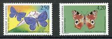 STAMP / TIMBRE ANDORRE NEUF** N° 432 ET 433 OISEAUX FAUNE