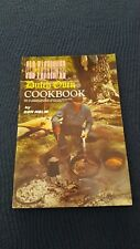 Old Fashioned Dutch Oven Cookbook by Don Holm, 1969, Paperback, Illustrated