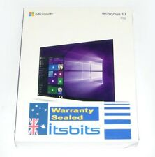 WINDOWS 10 PROFESSIONAL PRO RETAIL VERSION 32/64 BIT USB FLASH PEN & PRODUCT KEY