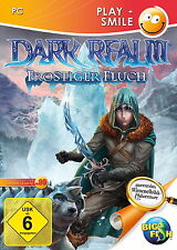 Dark Realm: Frostiger Fluch (Wimmelbild) Big Fish Pc-Spiel