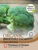 Thompson & Morgan - Broccoli Green Sprouting (Organic) - 150 Seeds