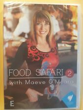 Food Safari : Series 2 [ 2 DVD Set ] Region 4, BRAND NEW & SEALED ,Free Post