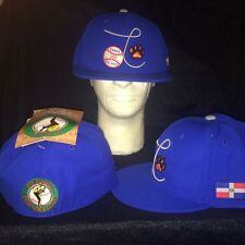 Latin League Tigres Del LICEY -dominica Size 7 1/2 Fitted Hat