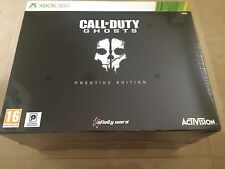 Call of Duty Ghosts Prestige Edition for XBox 360 NEW SEALED **LOOK**