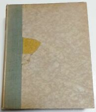 1924 A History of French Etching (First Edition) by F. L. Leipnik