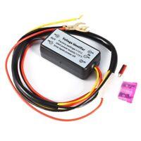 Drl Controller Auto Car Led Daytime Running Light Relay Harness Dimmer On/O V5E3