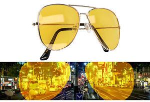 Auto Nachtsichtbrille Nachtfahrbrille Kontrastbrille Nachtsicht Kontrast Brille